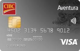 CIBC Aventura® Visa* Card