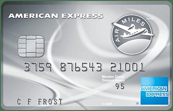 American Express® AIR MILES®* Platinum Credit Card
