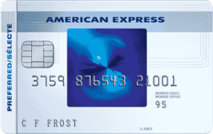 SimplyCash™ Preferred Card  Card from American Express