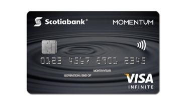 Scotia Momentum® Visa Infinite* Card