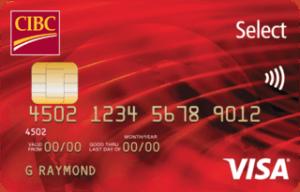 CIBC Select Visa* Card