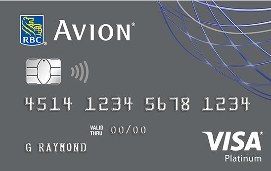 RBC Avion Visa Platinum