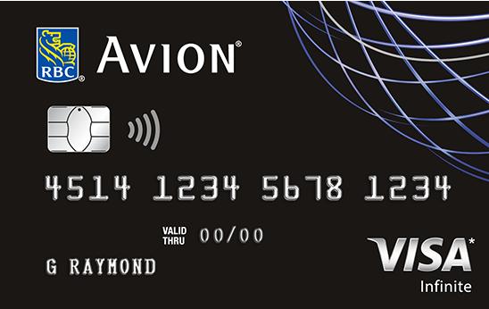 RBC Avion Visa Infinite